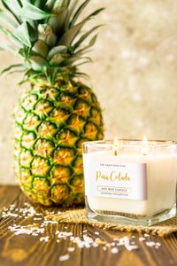 Cocktail Candles