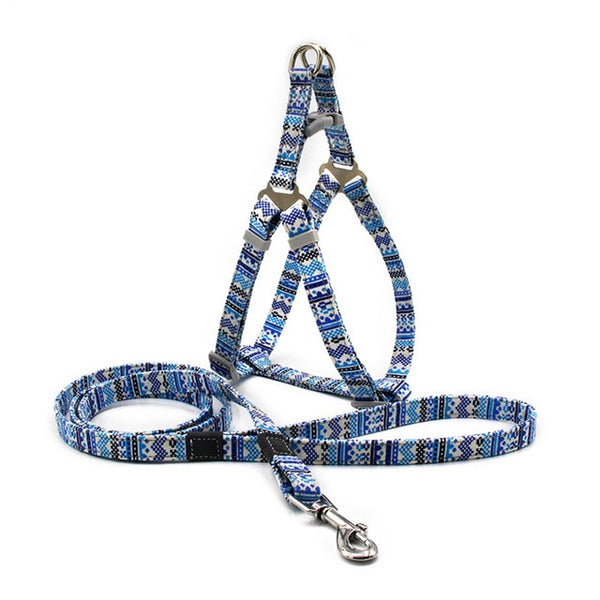 Harness Set with 1.2m Dog Leash
