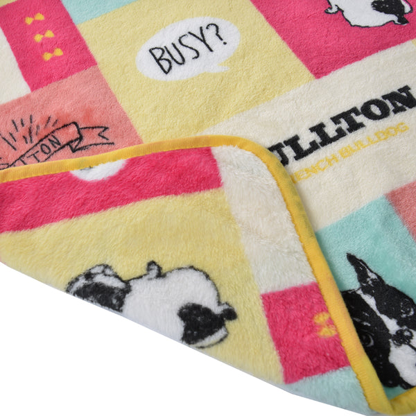 Washable Bed for French Bulldog