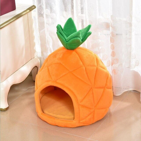 French Bulldog Pineapple Bed
