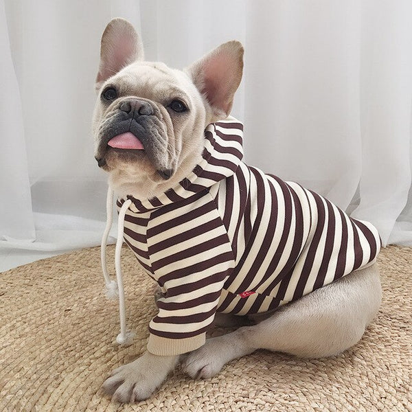 Fashion Hoodie for French Bulldogs