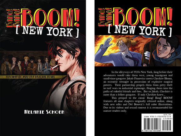 Bang! Bang! BOOM! [NEW YORK] Vol 1 DIGITAL