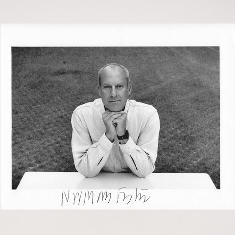 Photographie Portrait de Norman Foster