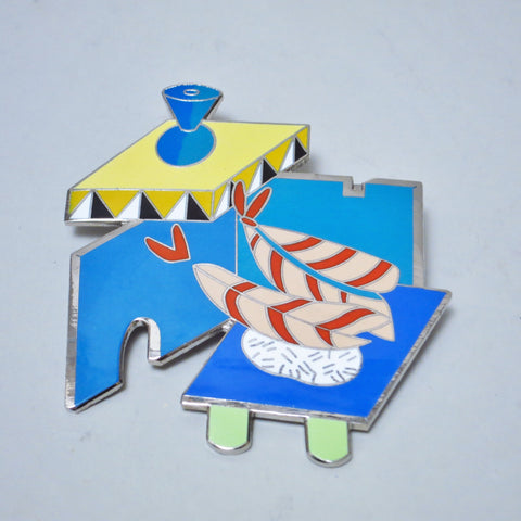 Broche Doheny Peter Shire Acme Studio