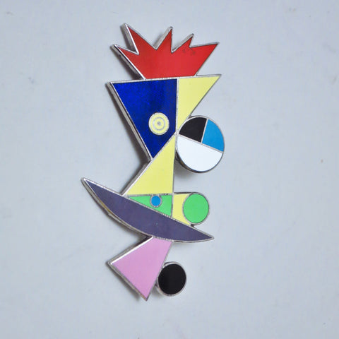 Broche Cahuenga Peter Shire Acme Studios