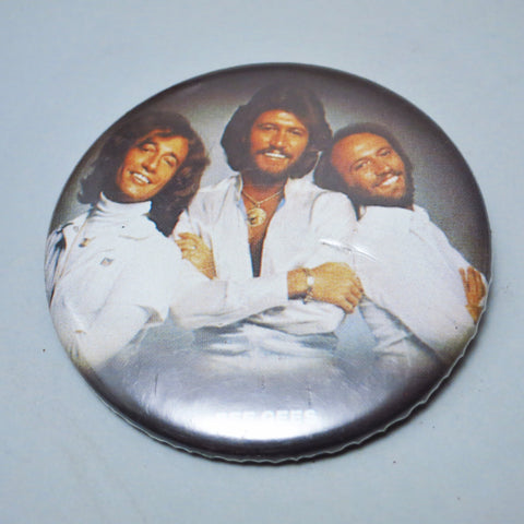 Badge BeeGees 1980