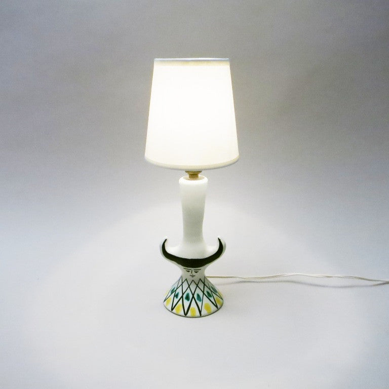 Arlequin By Roger AaltoModernariato Lampe Vallauris Capron 1950 CedrBxo