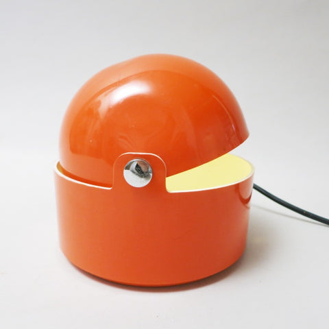 Lampe Baronet orange Radaelli Lamperti