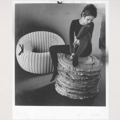 Photographie Sphérical Chair Gaetano Pesce
