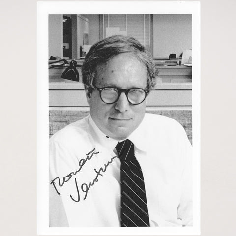 Photographie Robert Venturi Portrait