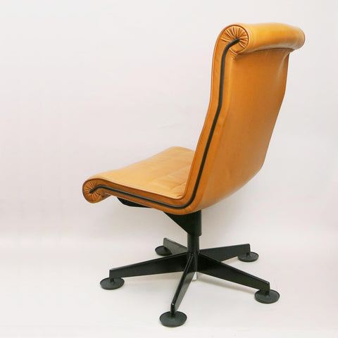 Chaise de bureau Richard Sapper Knoll