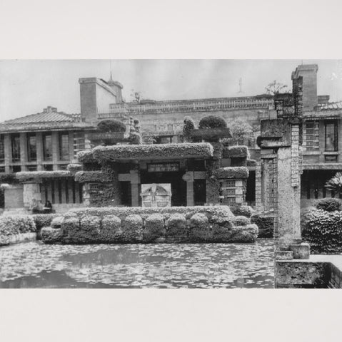 Photographie Imperial Hotel Tokyo par Frank Lloyd Wright