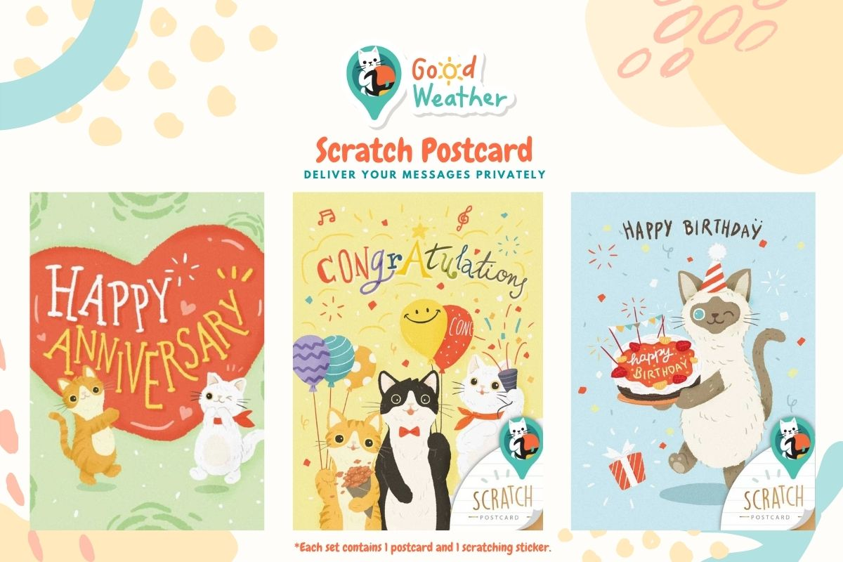 GoodWeather-Scratch-Postcard-Scratchable-private-postcard-greetings