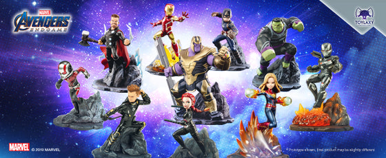 Toylaxy-marvels-avengers-endgame-pvc-figures-collection-wave-2