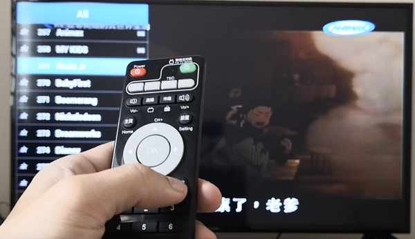 2019 UNBLOCK TECH TV BOX UBOX6 UPRO2 PRO2 GEN6 安博盒子第六代 - imartcity quick guide use remote control