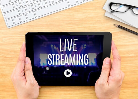 iMartCity YoloLiv YoloBox Live Streaming Live Video Facebook Live YouTube Live Instagram Live creators audiences watching