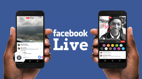 iMartCity live video YoloLiv YoloBox portable Studio blog post live streaming mobile app popular Facebook Live