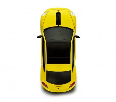 AutoDrive VW The Beetle2.4 GHZ Wireless Mouse + 16GB USB Combo - GadgetiCloud
