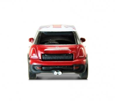 AutoDrive Mini Cooper S - Flag series-United Kingdom 32GB USB Flash Drive - GadgetiCloud