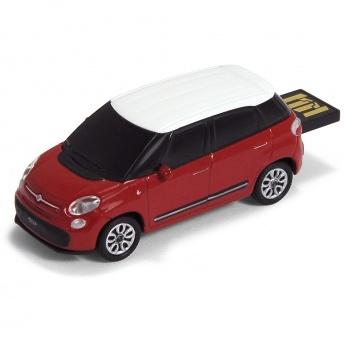 AutoDrive 2013 Fiat 500L 32GB USB Flash Drive - GadgetiCloud