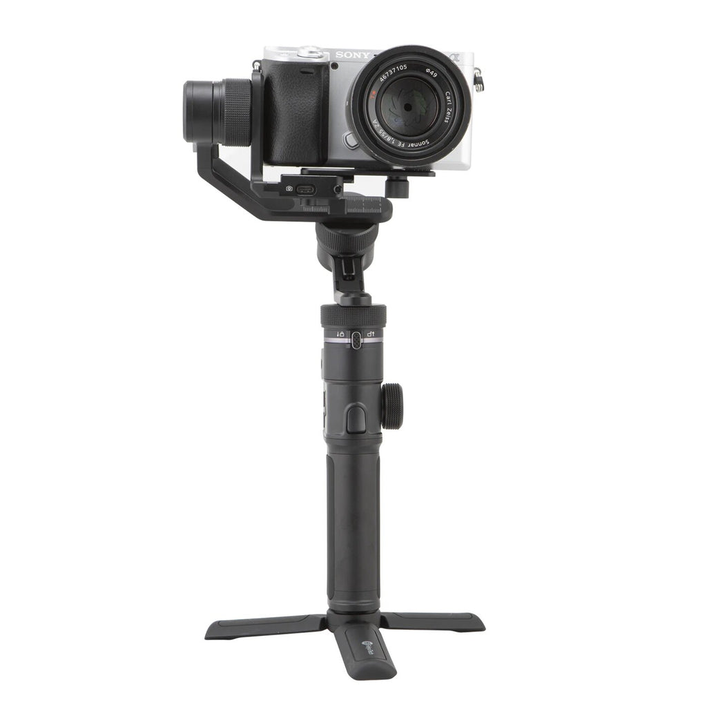 FeiyuTech G6 Max 3-Axis USB Wi-Fi Control Stabilized Handheld Gimbal for smartphone pocket camera action camera mirrorless cameras cover front