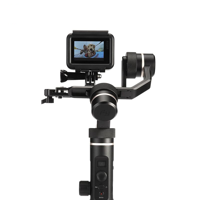 Feiyu G6 Plus 3-Axis Handheld Gimbal Stabilizer for Compact/Pocket Cameras -iMartCity