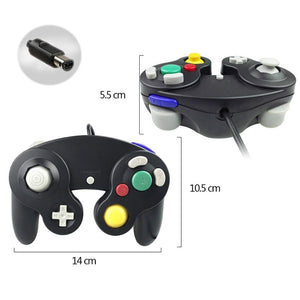 Nintendo Wii and GameCube Controller [2 Packs]