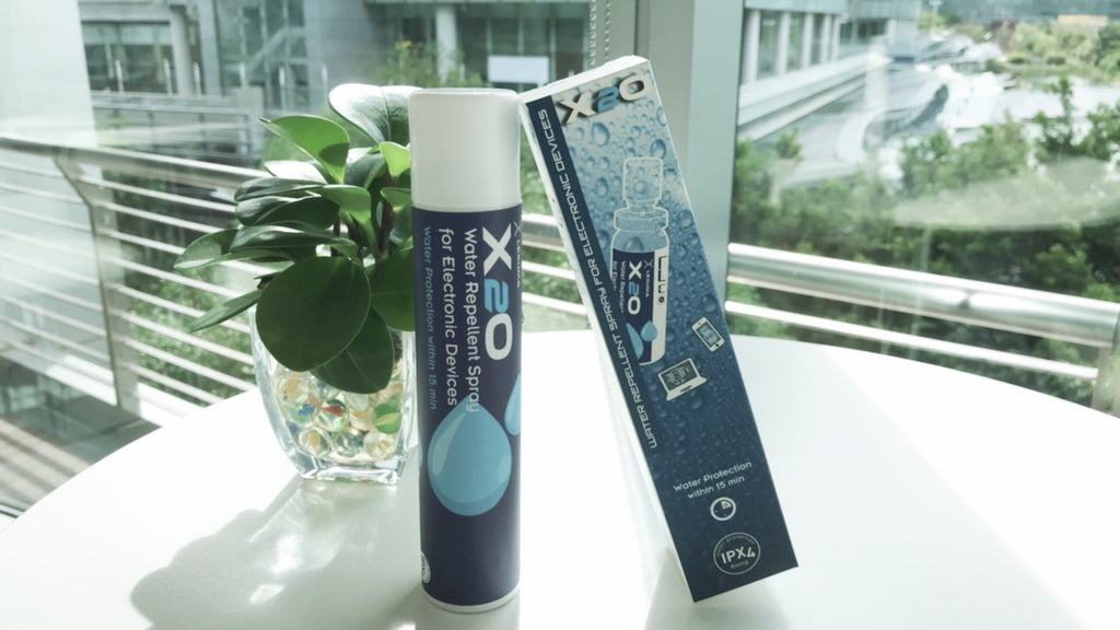 Lexuma X2O (100ml) Water Repellent Spray with IPX4 and IPX7 water protection conformal protective coating electronics pcb waterproofing circuit board sealer gel conformal clear coat for electronics moisture proof pcb waterproof nano spray for electronics devices mobile phone epoxy conformal coating sealant spray moisture proof Machinery Protection Water resistant - iMartCity