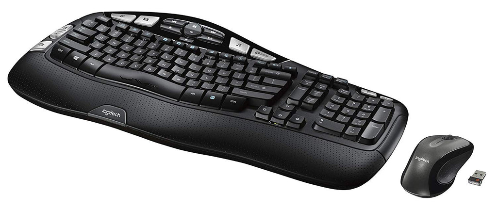 Logitech MK550 Wireless Keyboard Combo set logitech craft mk220 mk270 mk320 mk520 mk550 mk850 logitech Multimedia ergonomic keyboard Optical Mouse Combo Office keyboard Bundle best keyboard for typing Multimedia keyboard best wireless keyboard mouse combo - iMartCity