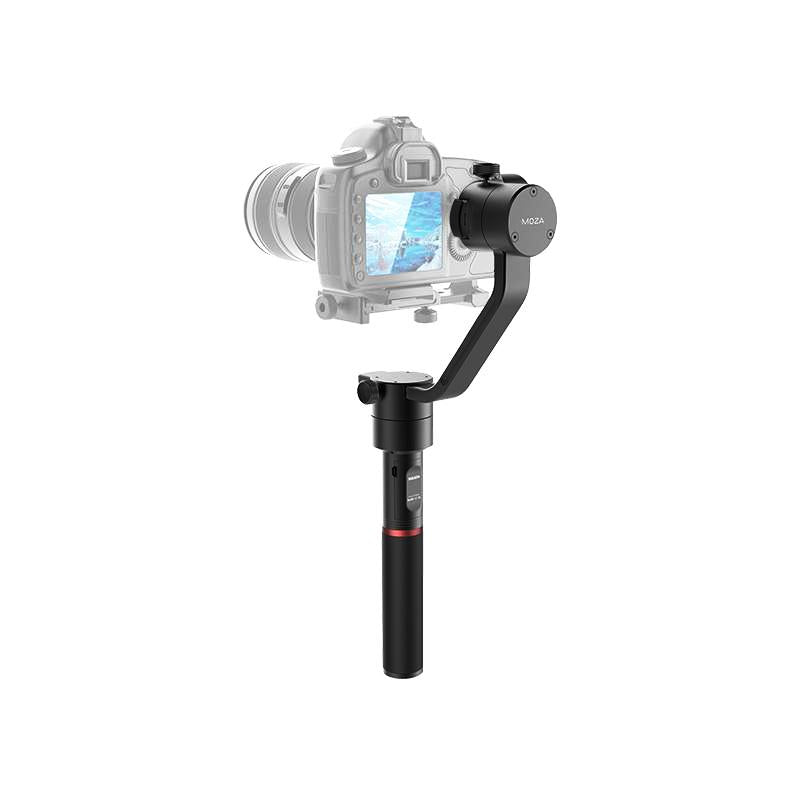 Moza Air 3-Axis Motorized Gimbal Stabilizer DSLRs Mirrorless Cameras, Dual Handgrips - iMartCity