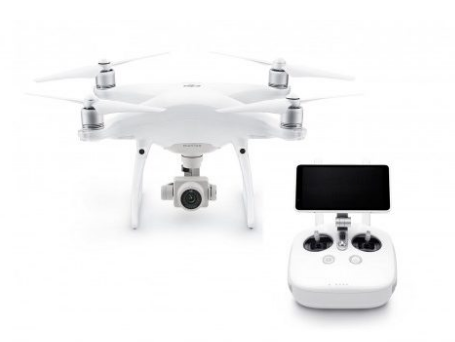 DJI PHANTOM 4 ADVANCED PLUS - The sexiest drone that DJI ever designed (with LCD) - GadgetiCloud