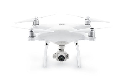 DJI PHANTOM 4 PRO - The first DJI aircraft to use an infrared sensing system & mechanical shutter - GadgetiCloud