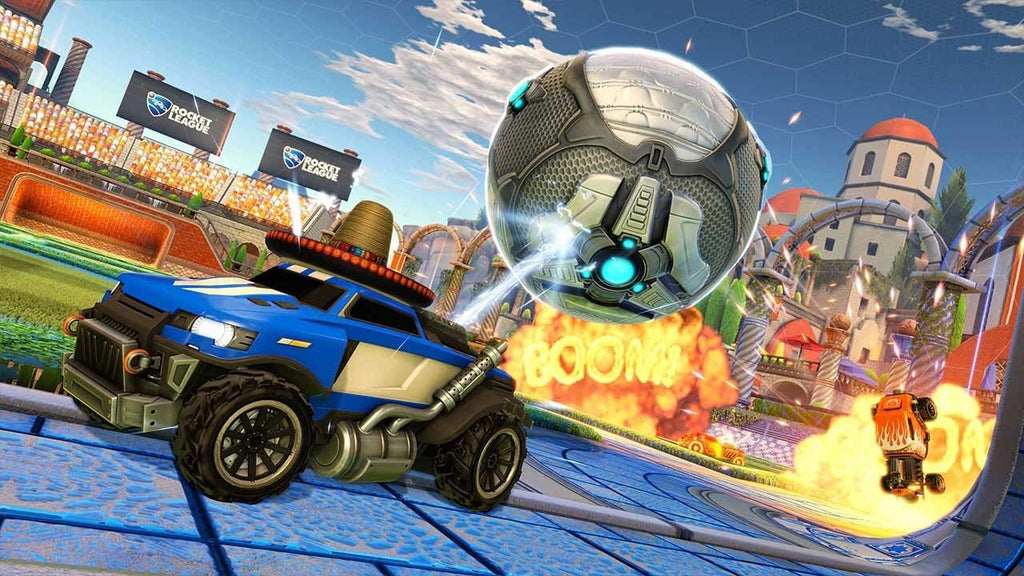 Rocket League Collector's Edition nintendo switch game - iMartCity