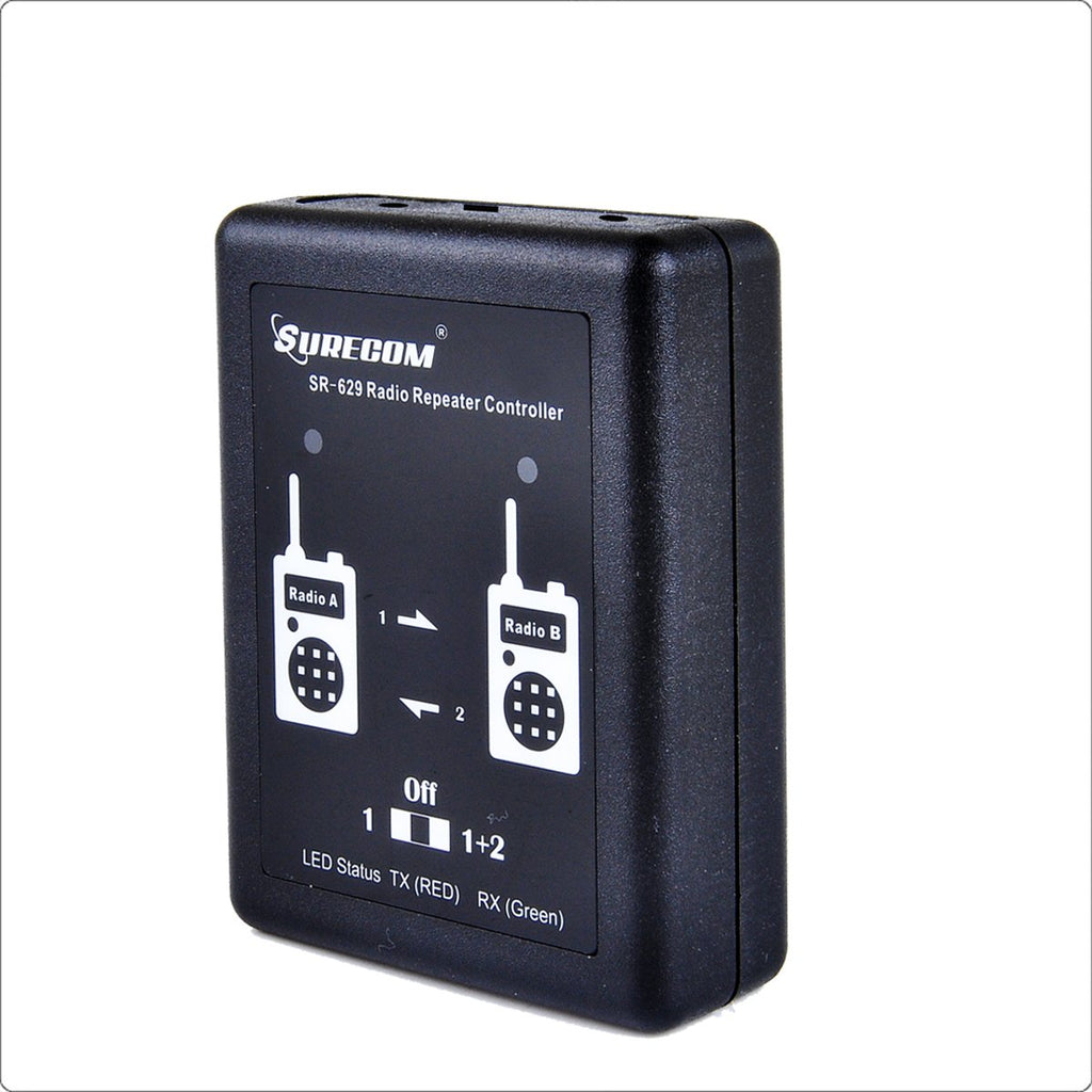 SURECOM SR-629 2 in 1 Duplex Repeater Controller - GadgetiCloud