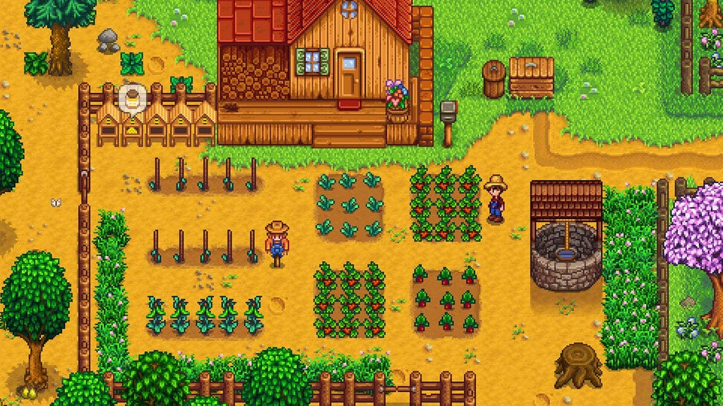 Stardew Valley - Nintendo Switch games - iMartCity