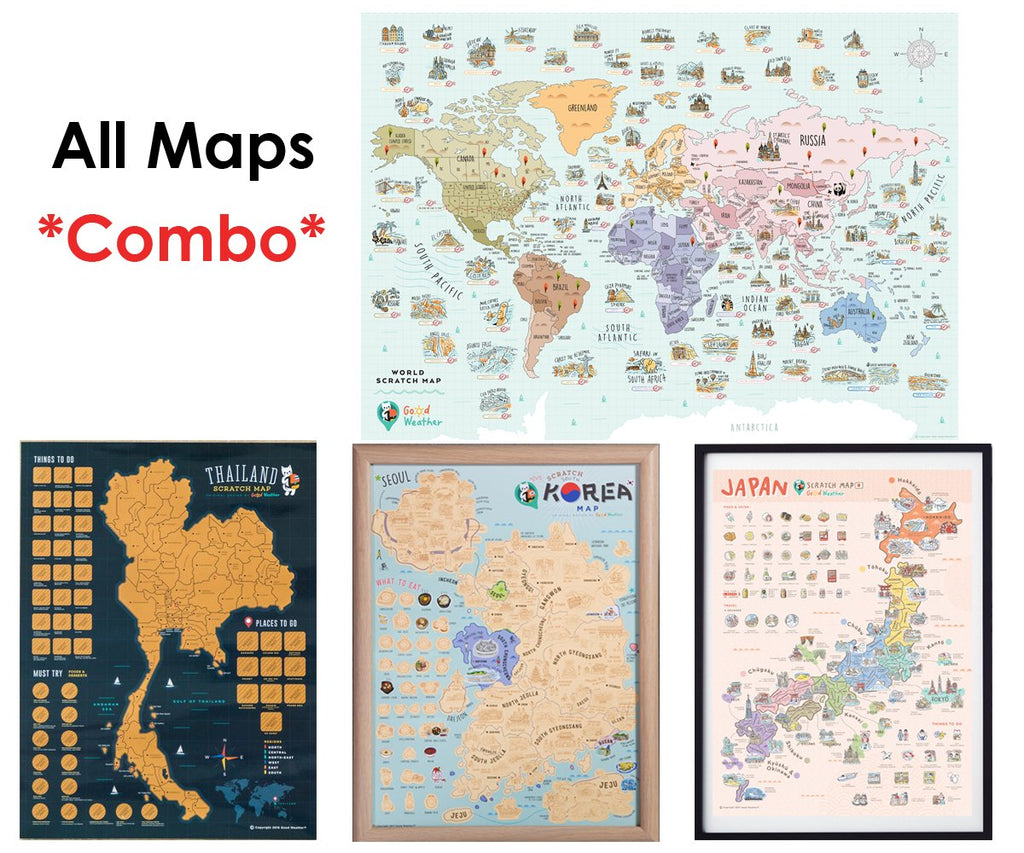 All Map Editions Bundle - iMartCity