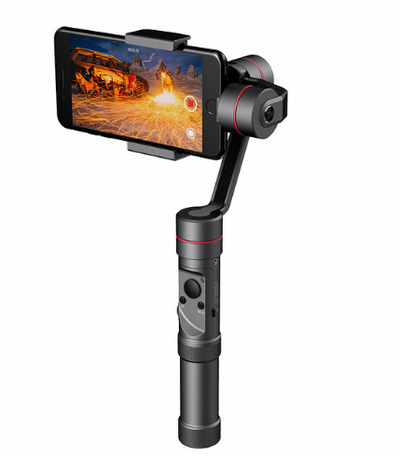ZHIYUN Smooth 3 - 3 Axis Handheld Gimbal Stabilizer Camera Mount For Cell Phone Smartphone iphone mobile stabilizer dobot rigiet DJI osmo LanParte EVO PRO SHIFT movi freefly stabilisateur Video Stabilizing (for IPhone X, 8, 8 plus, 7, 7 Plus) - iMartCity