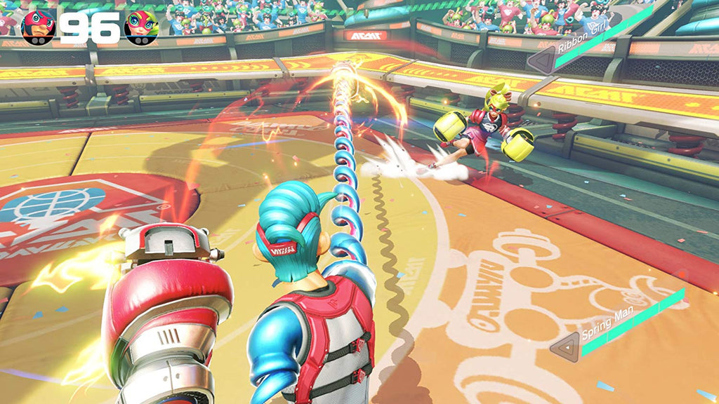 ARMS - Nintendo Switch game - iMartCity