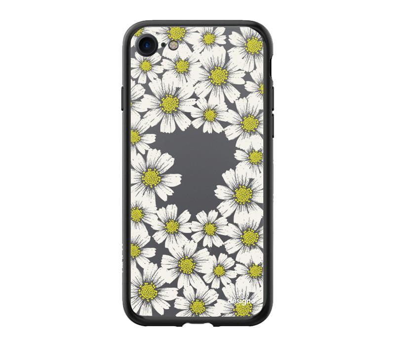[iPhone Customize] - White Flowers - iMartCity