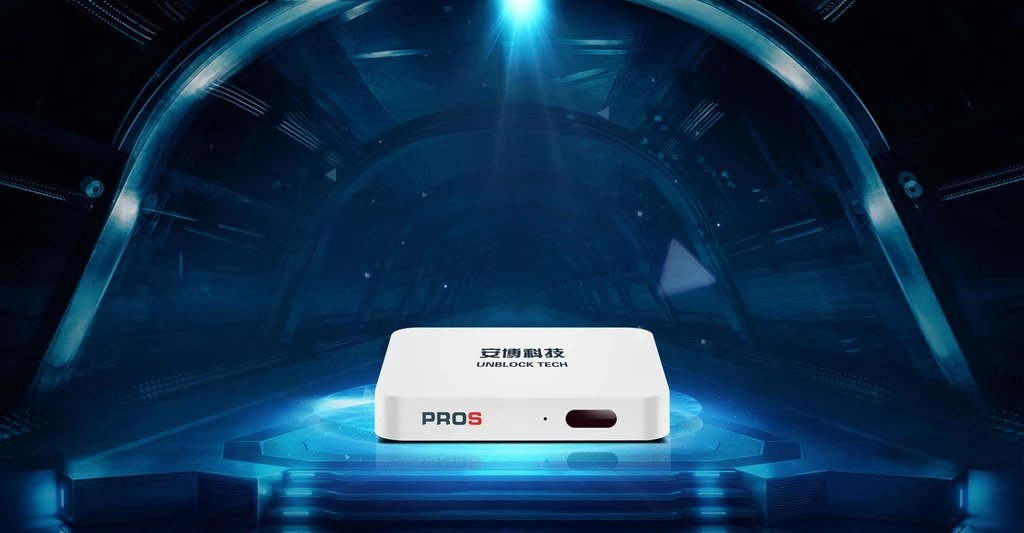安博盒子PROS第七代 UnBlock TECH TV Box UBOX UPROS Generation 7