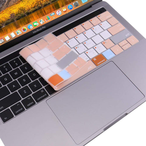 MacBook Keyboard Cover - Light Pink - iMartCity