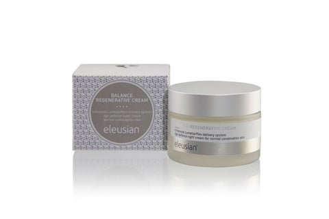 balance regenerative night cream - normal/combination skin