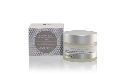 regenerative hydrating day cream - dry/mature skin