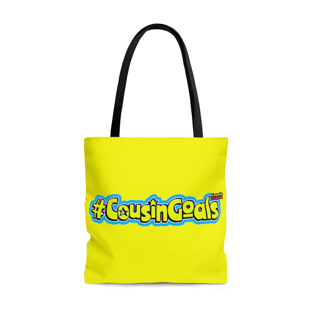 #CousinGoals Tote Bag