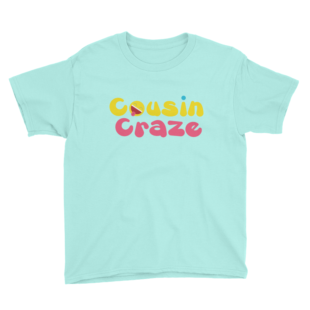 Cousin Craze T-Shirt (Youth)