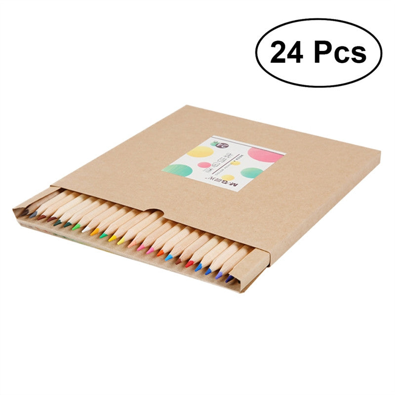 24pcs Colored Pencils