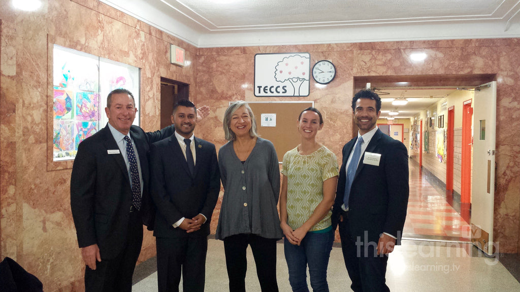 2015 Principal For A Day at TECCS