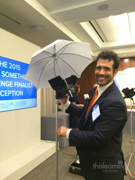 2015 Rising Tide Capital (RTC) Start Something Challenge (TSSC) Finalist Reception – Video Services