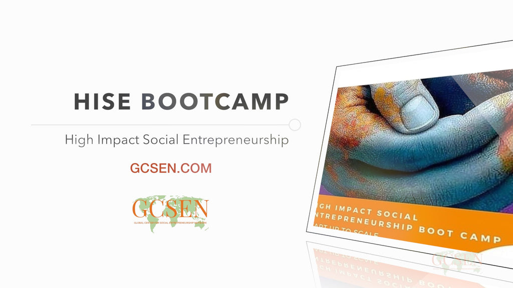 2016 Video and Web Services for Global Center for Social Entrepreneurship Network (GCSEN)