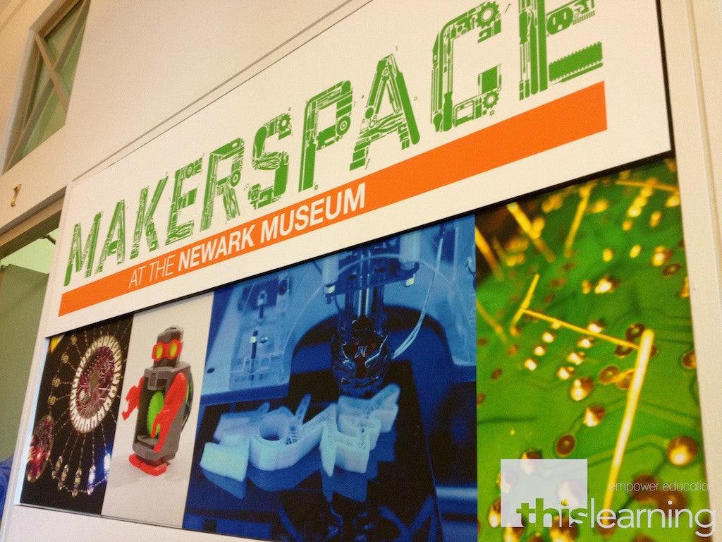 Newark Museum Makerspace